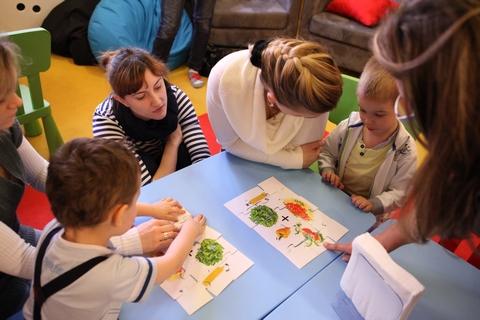 """Warsztaty """"Warto słuchać dzieci"""" Pudliszki – Wspomnienie weekendu"""