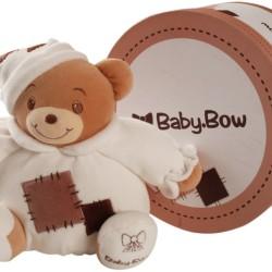 Miś w tubie Baby Bow