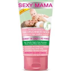 Bielenda Sexy Mama Skuteczna Kuracja na opuchnięte nogi