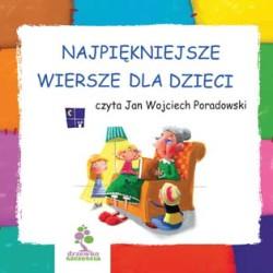 Najpiękniejsze wiersze dla dzieci (audiobook CD)