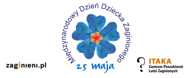 25 maja – Międzynarodowy Dzień Dziecka Zaginionego