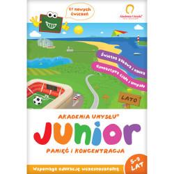Akademia Umysłu Junior – Lato i Zima