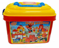 Klocki Smily Play – Straż pożarna