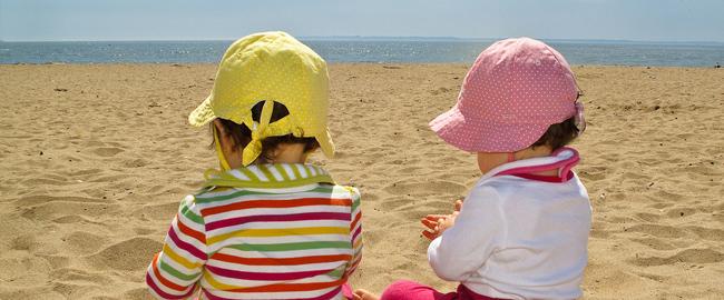Dziecko nad Bałtykiem, czyli jak przetrwać na plaży