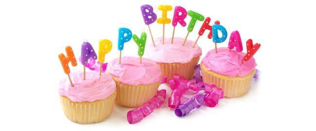 Czas zdmuchnąć urodzinową świeczkę