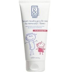 Balsam nawilżający do ciała dla niemowląt i dzieci PAT&RUB
