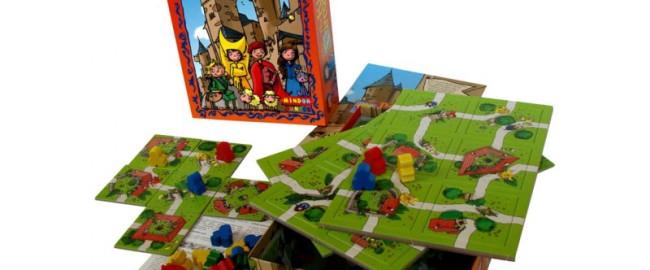 Dzieci z Carcassonne – recenzja gry