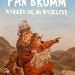 Pan Brumm wybiera się na wycieczkę.