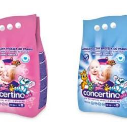 CONCERTINO BABY – hipoalergiczny proszek do prania