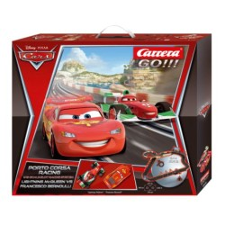Pixar Carrera GO! Porto Corsa