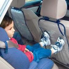 Dywanik ochronny na tył siedzeń w samochodzie