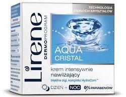 Krem intensywnie nawilżający Aqua Crystal