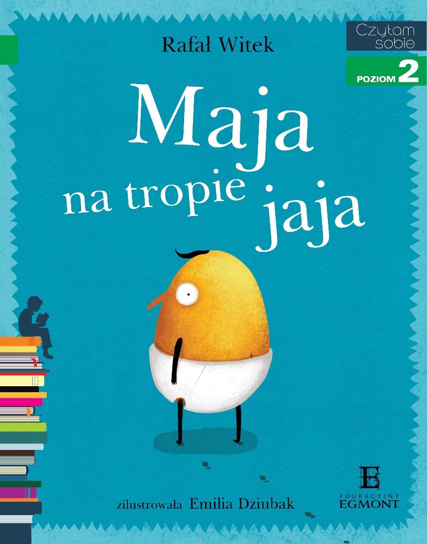 """Maja na tropie jaja"""