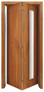 drzwi lamane z szyba_Invado