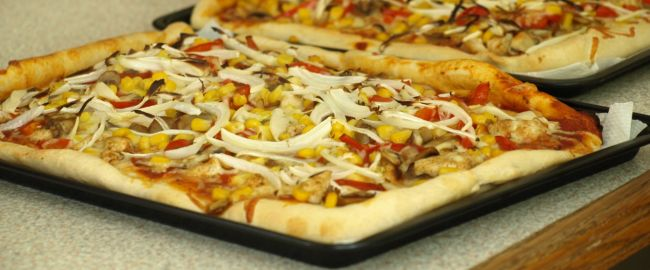 Pizza farmera