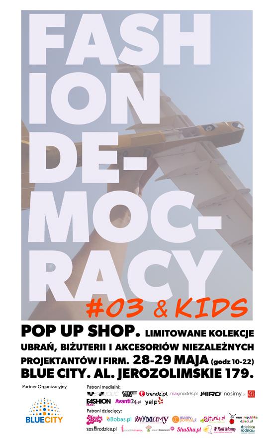 plakat FASHION DEMOCRACY KIDS 2B - do druku 300dpi maj 2013ok
