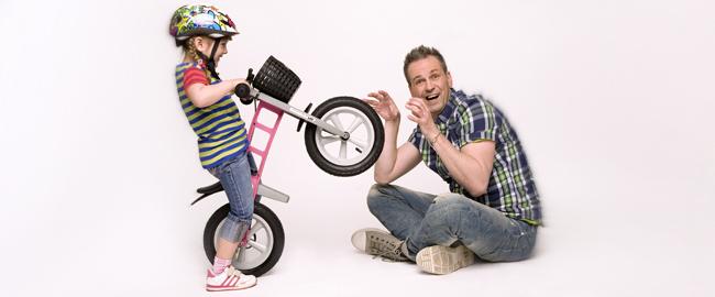 Jak nauczyć dziecko jazdy na rowerze – szybko i łatwo z FirstBike