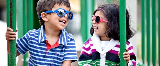 Zdrowe, wytrzymałe i odlotowe okulary przeciwsłoneczne dla dzieci