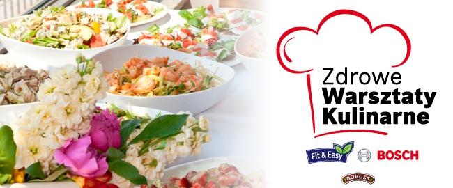 Zdrowe warsztaty kulinarne – smaczna fotorelacja