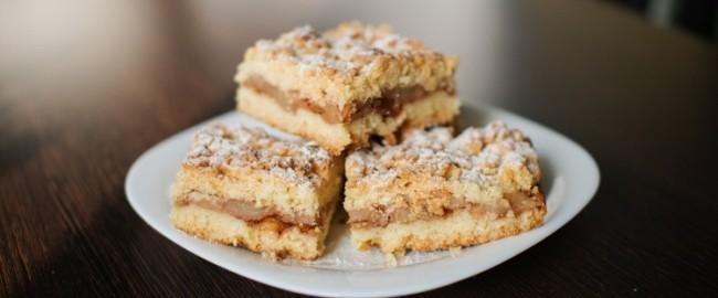 Szarlotka – ciasto pachnące jesienią