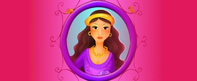 """Różowy patronat – """"Estera"""" dla małych i mądrych księżniczek"""