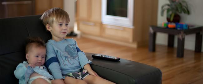 Telewizja nie dla dzieci?