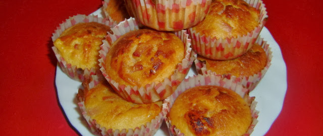 Muffinki uniwersalne w wersji wytrawnej