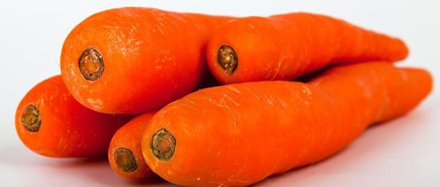 Domowe SPA – maseczka z marchewki…