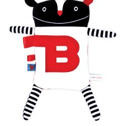 MR B – SuperZabawka i termofor dla dzieci 2w1