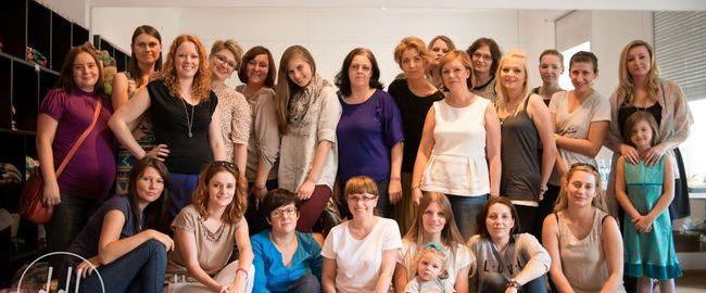 Spotkanie B(L)OGiń w Warszawie