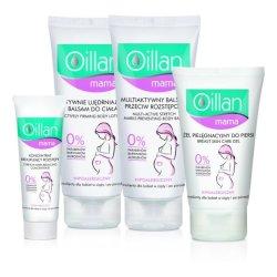 Recenzja zestawu kosmetyków Oillan