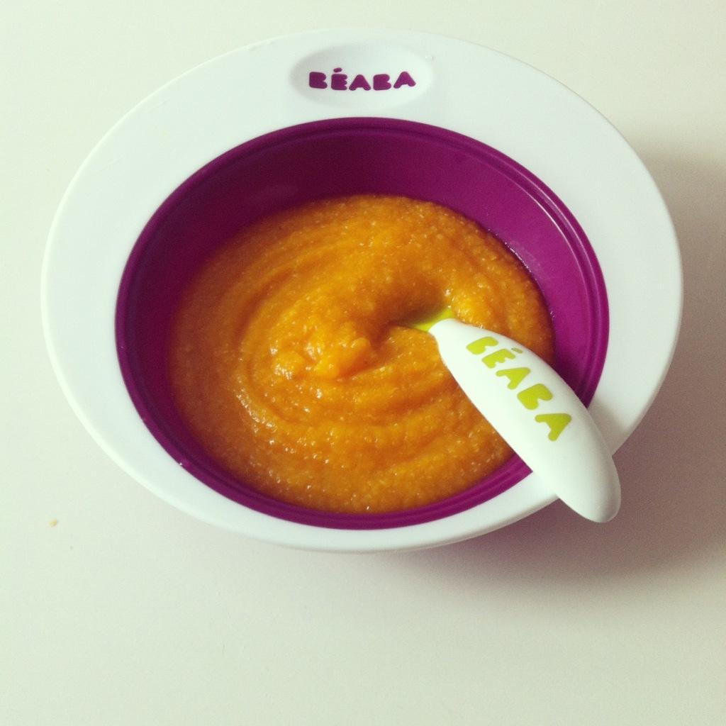 Gotowanie dla niemowląt - Zupka krem z dyni / Fot. Hanna Szczygieł