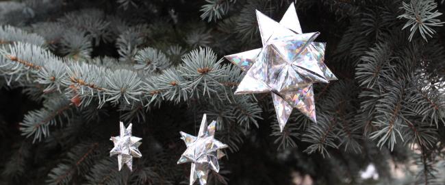Papierowa gwiazdka 3D – zrób to sam