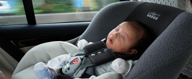 Nowe przepisy dotyczące przewożenia dzieci w samochodzie