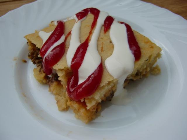Drożdżowe ciasto czosnkowe4
