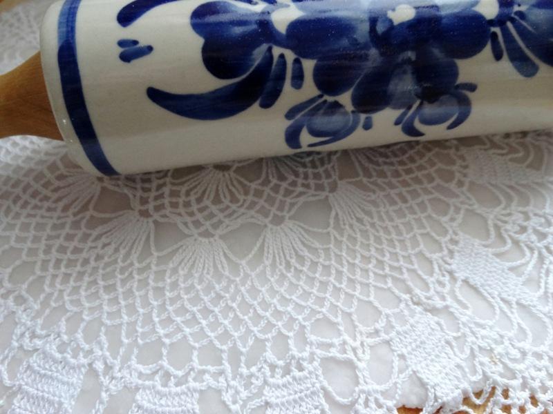 ozdoby z masy porcelanowej