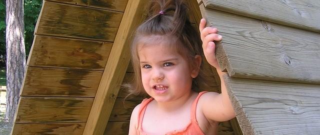 Mam pecha. Moja córka jest ładna.