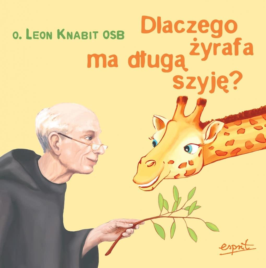 Dlaczego żyrafa ma długą szyję?