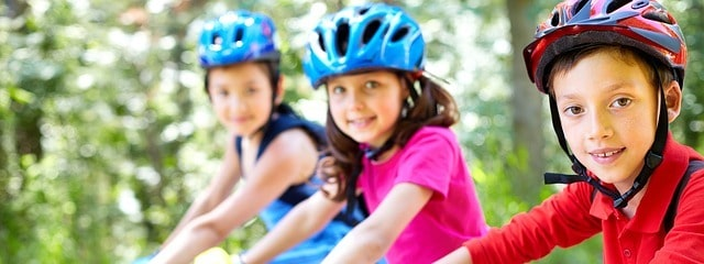 Jak nauczyć dziecko jeździć na rowerze?