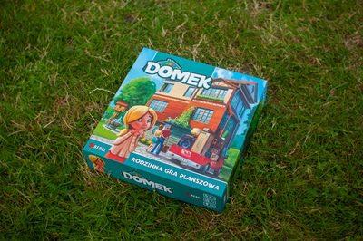 """Gra """"Domek"""", czyli dlaczego nie miałam ochoty w nią grać"""
