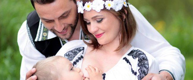 Karmienie piersią – porady dla taty