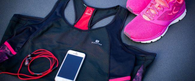 Mama i dziecko na treningu — test odzieży sportowej