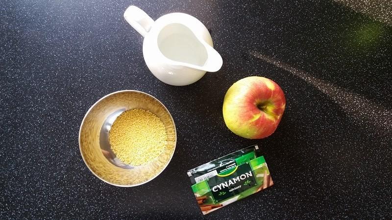 kasza-jaglana-z-jablkiem