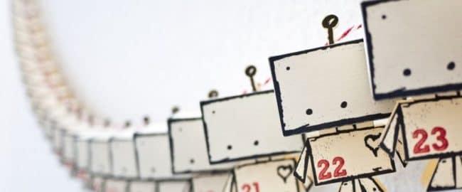 Kalendarz adwentowy – 10 wzorów do pobrania i wydrukowania. Ósmy najlepszy!