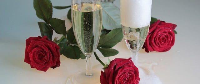 Dziś jest dobry dzień, by napić się szampana