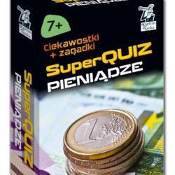SuperQuiz Pieniądze