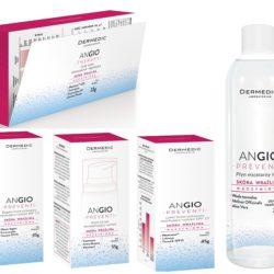 Seria Angio Preventi firmy Dermedic