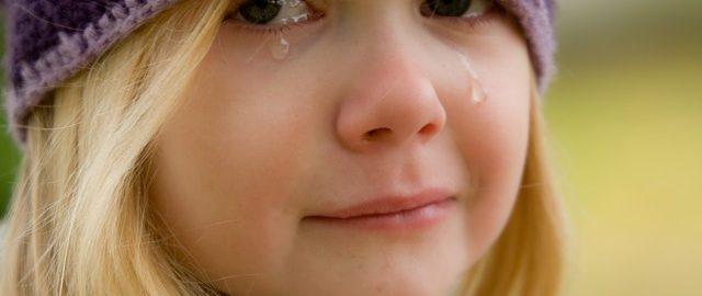 Nie płacz, nic się nie stało. Czy aby na pewno?