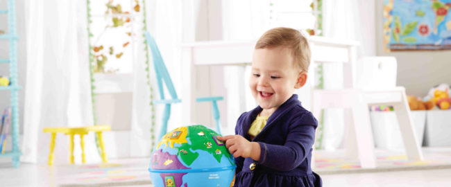 Dzień Dziecka z Fisher-Price®. TOP 15 rozwijających zabawek dla malucha w wieku od niemowlaka do przedszkolaka