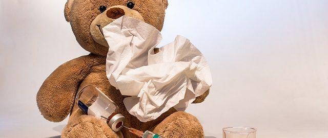 Przeziębienie u dziecka – 5 prostych i sprawdzonych sposobów jak sobie z nim radzić